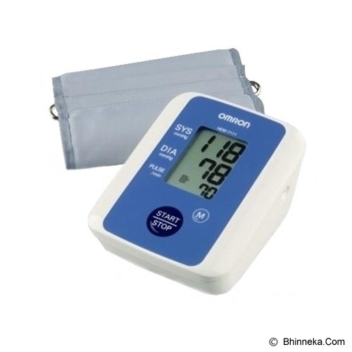 OMRON Arm Blood Pressure Monitor [HEM-7111]